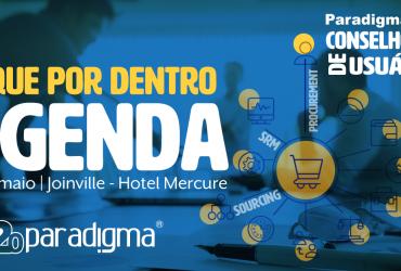 AGENDA – Reunião do Conselho de Usuários
