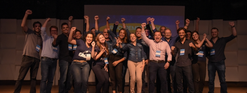 Paradigma anuncia parcerias e apresenta a geração 8.0 da plataforma SRM360