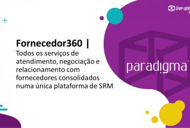 Fornecedor360 | Todos os serviços com fornecedores consolidados numa única plataforma de SRM